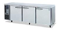 お蕎麦屋様への大型台下冷蔵庫