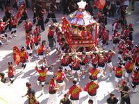 三条京炎まつり~京都学生祭典パレード~