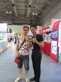 ASIA NAIL FESTIVAL2013★①