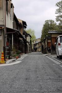 小川通りがリニューアルしました。