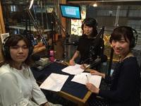 ラジオ生放送番組に出演してきました(授業「専門演習Ⅰ」話しことばゼミ)
