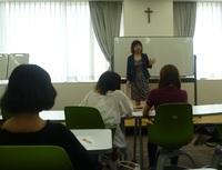 1年次生必修科目「基礎演習Ⅰ」  大谷由里子先生による特別講義を実施