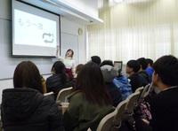「日本語教育実習Ⅲ」成果報告会を実施しました2