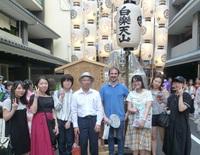 前期授業から ―祇園祭に行ってきました 2