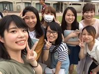 香港專上學院の学生さんたちと交流しました