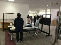 図書館展示『ホラー」~完成編~