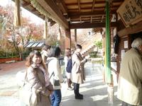 松ヶ崎妙円寺(大黒天)へ紅葉狩に出かけました