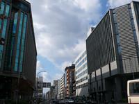ポケモンgoで京都フィールドワーク 四条、寺町界隈