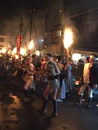 鞍馬の火祭 学生の京都フィールドワーク
