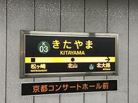 地下鉄で通う