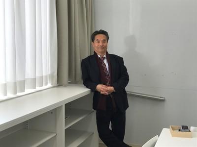 野田先生の写真