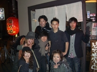 元staff達の新年会