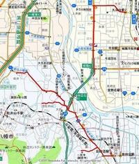 城陽市から京田辺