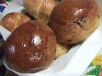 コショウ君作のパン