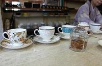 素敵なカップで飲むコーヒー (圓徳院・夢珈琲)