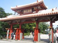 沖縄の観光名所といえば守礼門