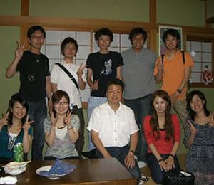 太田肇教授宅訪問【同志社大学政策学部】