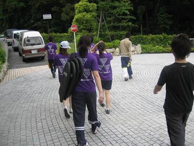太田ゼミ一期生は卒業し、それぞれの進路に動き始めました。同志社大学政策学部。