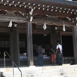 【海士】隠岐神社