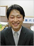 パシオの藤井社長。確かに痩せました。おめでとうございます。
