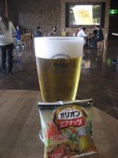 オリオンビール工場見学