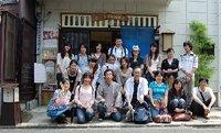 大阪大学の学生さん来訪!西陣織講義