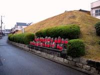 京都さんぽ ≪ 御土居跡から大徳寺へ ≫
