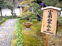 1/16(土) ≪ 小豆粥で新春を祝う会 ≫ in 妙心寺塔頭 東林院