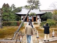 1/18(月) ≪ 京の冬の旅・初公開、真如寺へ ≫