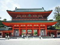 ≪ 夏越祓・茅の輪 ≫ in 平安神宮