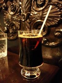 ≪ アイスコーヒー ≫ in レトロ喫茶 「 築地 」