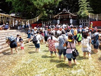 土用の丑の日 ≪ 下鴨神社・御手洗祭 ≫ クラブツーリズム名古屋