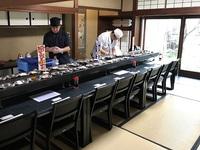 3/20(月・祝) ≪ 京町家でクルクル回転寿司 ≫ in らくたび京町家
