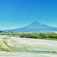 11/7(火) ≪ 秋晴れの富士山 ≫