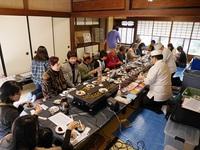 3/20(月・祝)開催予定 ◎◎ 京町家で回転寿司 ◎◎