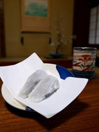 ≪ 走井餅 ≫ 石清水八幡宮 ・ 門前名物