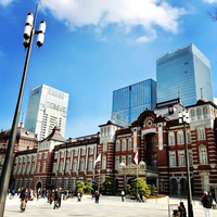 2/17(土) 《  東京駅  》