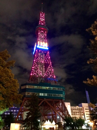 9/18(月祝) ≪ 札幌ナイトウォーク ≫