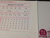 第10回京都検定合格発表(3級)