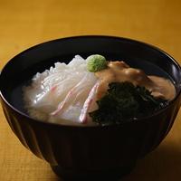 京都吉兆さんの「御鯛茶」