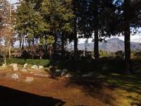 1月26日(土) 「雪の庭」の妙満寺・円通寺と秘密のカフェへ