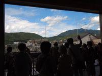 9月15日 大覚寺「源平ゆかりの寺宝」観賞と京料理