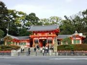 祇園祭・前祭の山鉾巡行