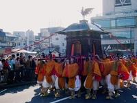 時代祭 鳳輦