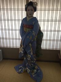 【京都宮川町 お茶屋しげ森】小よしさん