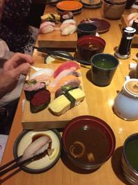 【石田事業所】 寿司ざんまい!!