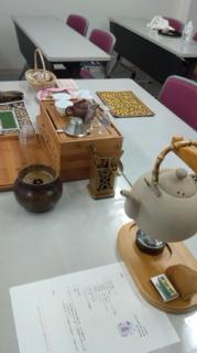 諏訪幸子のお茶講座