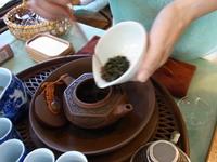 台湾のお茶のこと