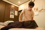京都市中京区の整体院「オク治療室」