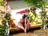 賀茂祭のヒロイン・斎王代【神社】